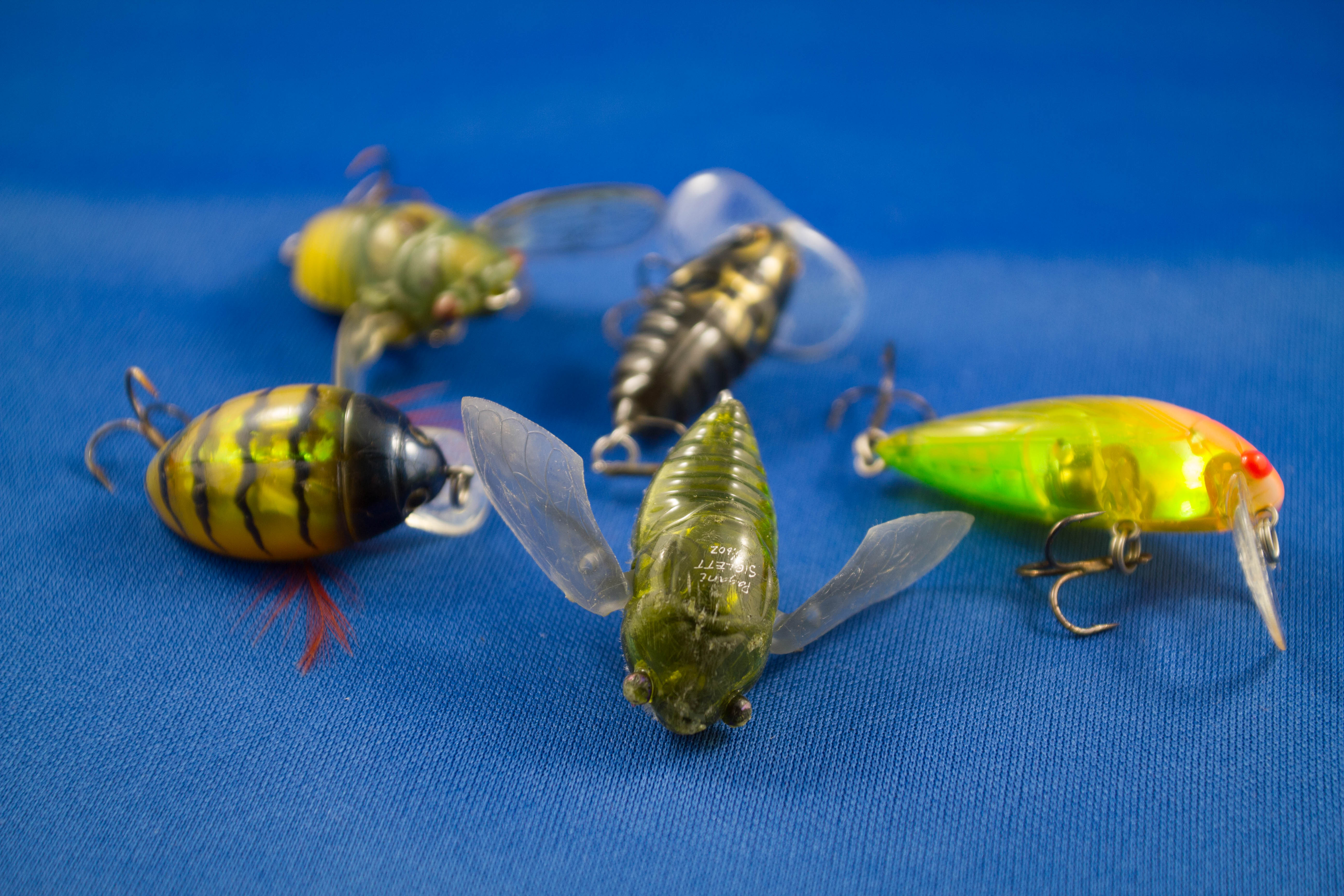5 lures for australian bass on surface lureaddicts for Most expensive fishing lure